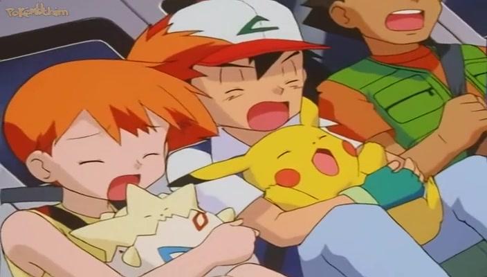Pokemon Dublado Episódio - 225Asas ao Vento