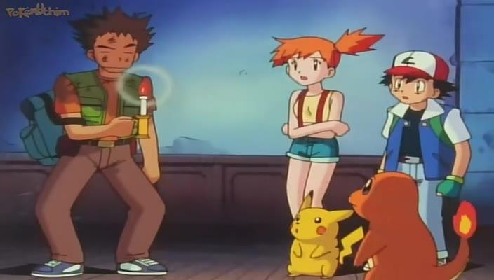 Pokemon Dublado Episódio - 23A Torre do Terror!