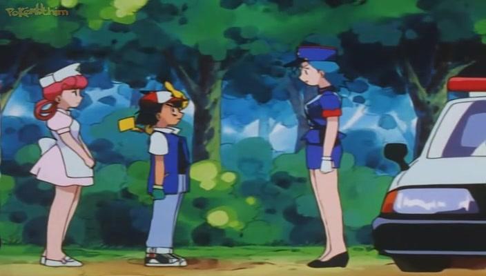 Pokemon Dublado Episódio - 231Oventura a Vista!