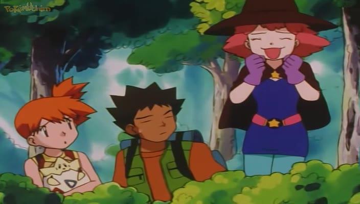 Pokemon Dublado Episódio - 243Uma Bruxa das Arábias