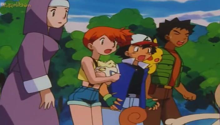 Pokemon Dublado Episódio - 246Iluminem Tudo!