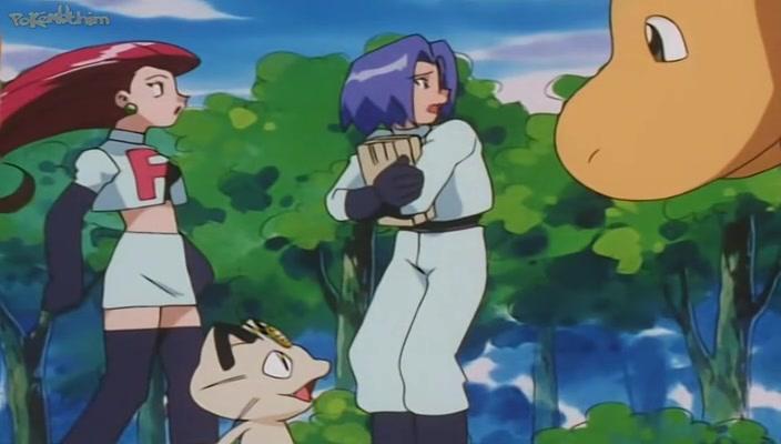 Pokemon Dublado Episódio - 254Presas à Solta!