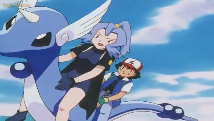 Pokemon Dublado Episódio - 257A Grande Roubada!