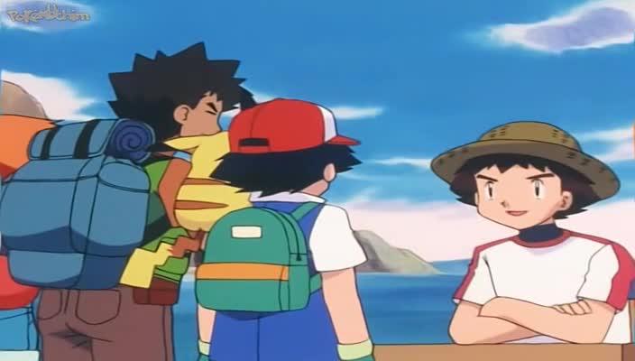 Pokemon Dublado Episódio - 258Batalha Sub-Aquática