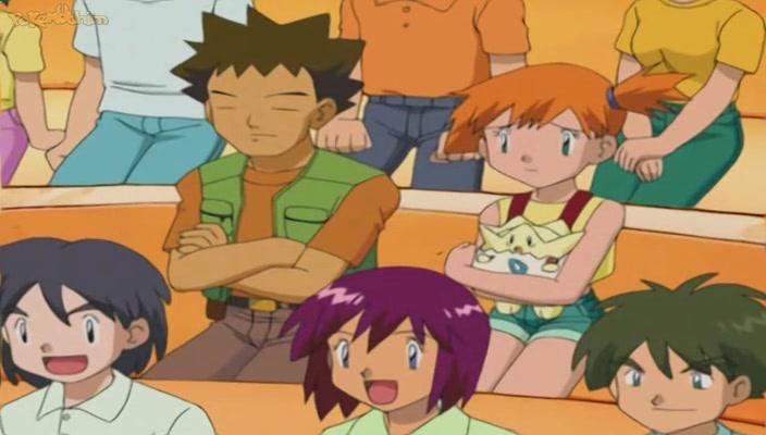 Pokemon Dublado Episódio - 268Uma Chama Para a Fama!