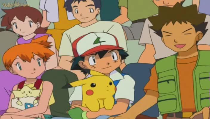 Pokemon Dublado Episódio - 270Essa dá Empate!