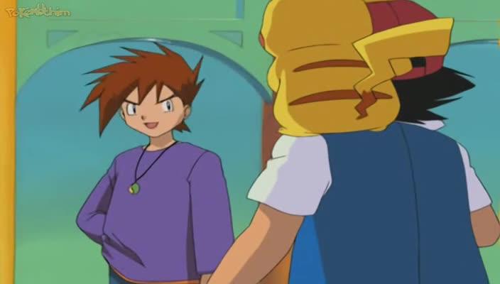Pokemon Dublado Episódio - 271Os Empates que Amarram