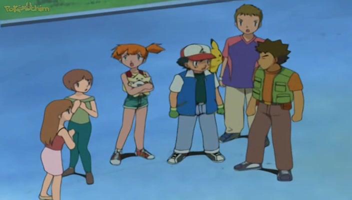 Pokemon Dublado Episódio - 274A Última Foto da Liga Johto