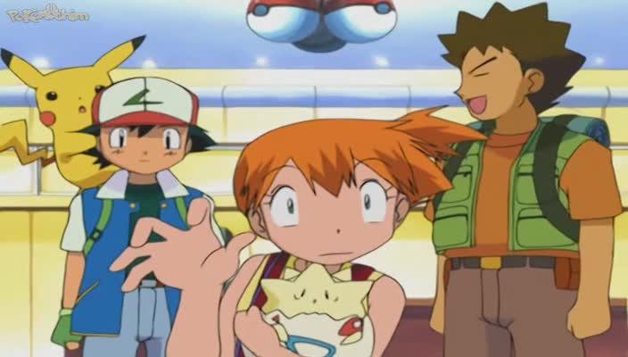 Pokemon Dublado Episódio - 275A Gente se Vê Depois!