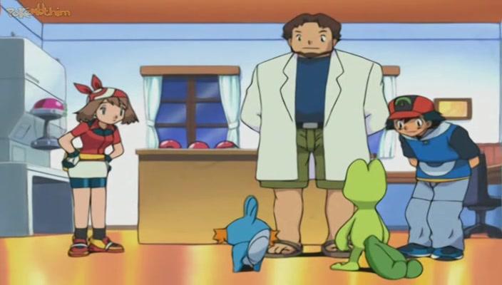 Pokemon Dublado Episódio - 277Tudo Começa na Estrada!
