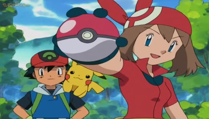 Pokemon Dublado Episódio - 278O Portal da Ruína