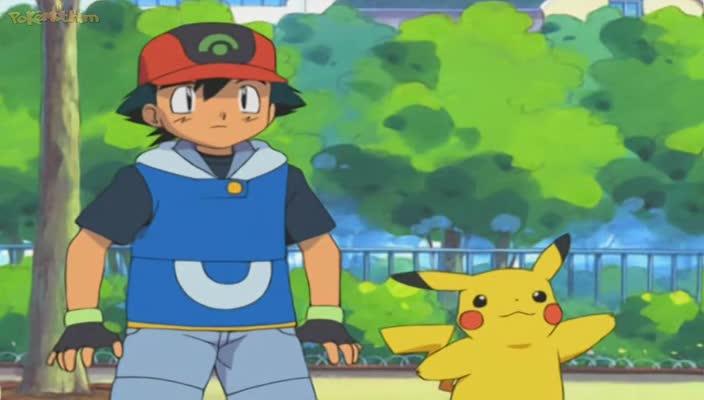 Pokemon Dublado Episódio - 279Não Há Lugar Como Hoenn