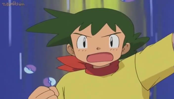 Pokemon Dublado Episódio - 281No Limite do Tempo!