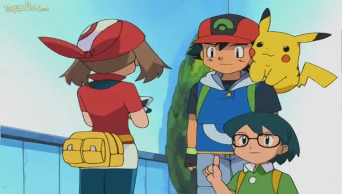 Pokemon Dublado Episódio - 282O Ego Roubado!