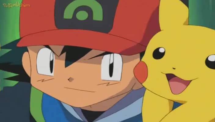 Pokemon Dublado Episódio - 283Três é Demais