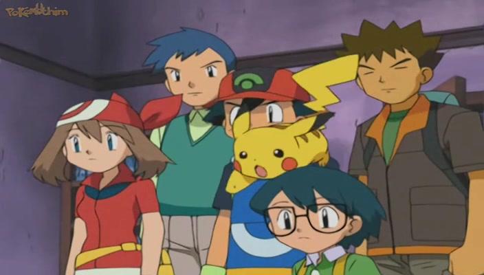 Pokemon Dublado Episódio - 285Domando um Shroomish