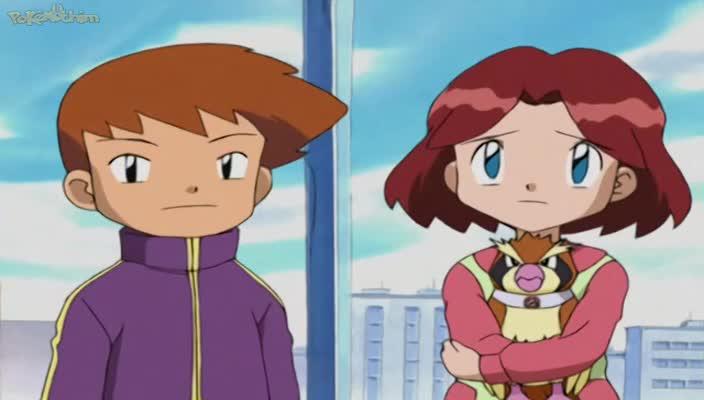 Pokemon Dublado Episódio - 291Mandando no Pedaço!
