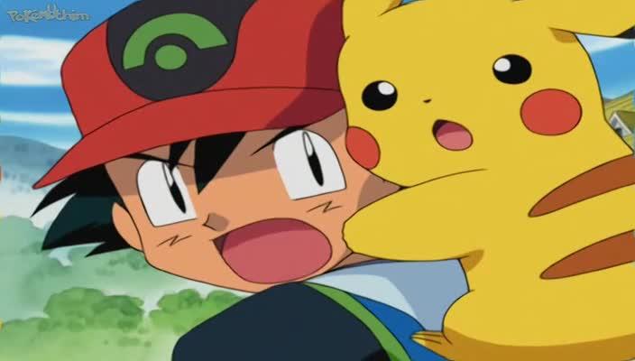 Pokemon Dublado Episódio - 294O Roubo dos Sete Mares!