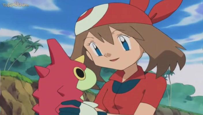 Pokemon Dublado Episódio - 297Quem é Quem?