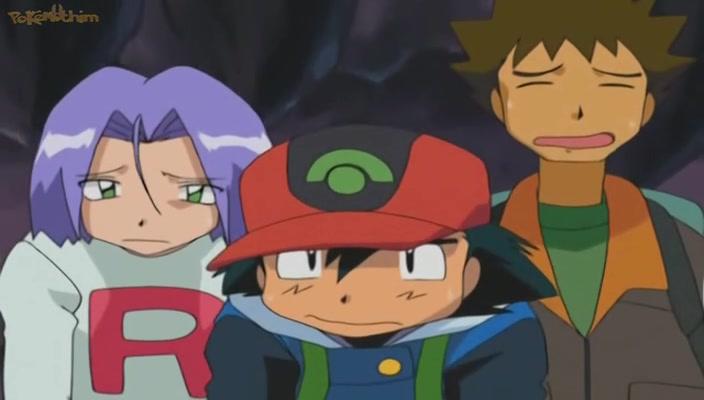 Pokemon Dublado Episódio - 298Um Buraco Cheio de Problemas