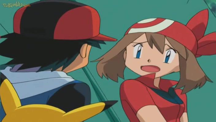 Pokemon Dublado Episódio - 299Pegando um Corphish