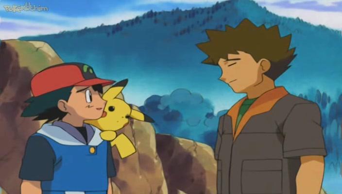 Pokemon Dublado Episódio - 305Pronto Pra o que Der e Vier