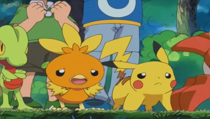 Pokemon Dublado Episódio - 310Cadê o Meu Torchic?