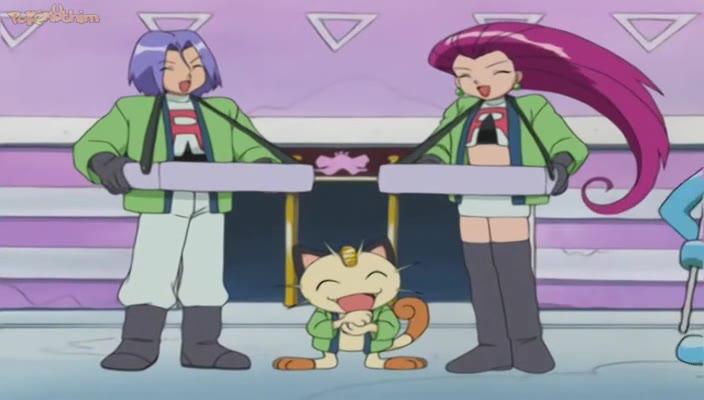 Pokemon Dublado Episódio - 311Vencer ou Perder, Empatar Nunca!