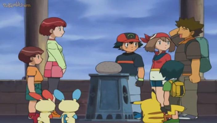 Pokemon Dublado Episódio - 314O Brilho da Confiança