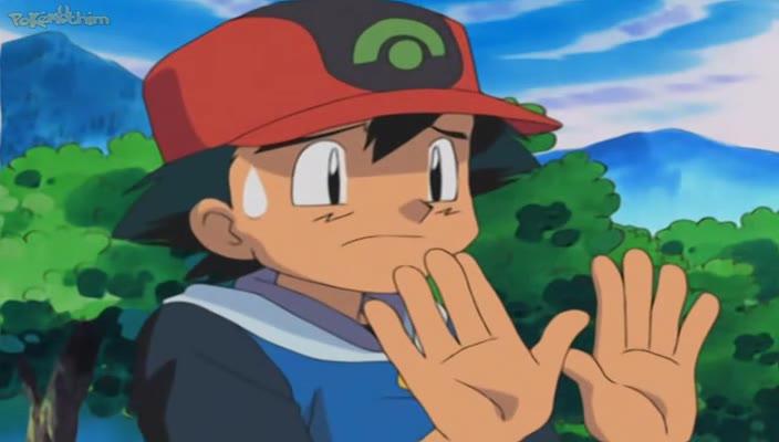 Pokemon Dublado Episódio - 317Você Colhe o que Semeia