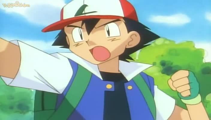 Pokemon Dublado Episódio - 33A Poké-Corrida!