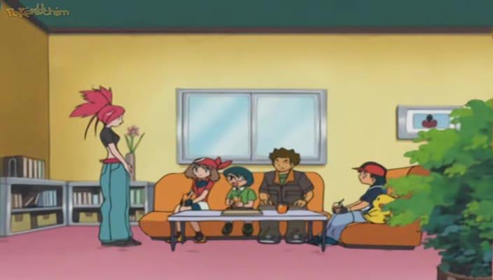 Pokemon Dublado Episódio - 331Confusão Poética!