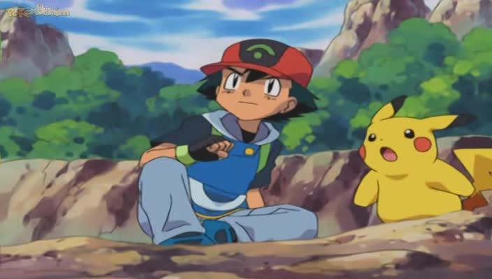 Pokemon Dublado Episódio - 334O Torkoal