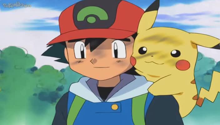 Pokemon Dublado Episódio - 335O Manectric