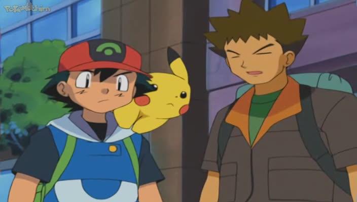 Pokemon Dublado Episódio - 344Um Dilema Duplo!