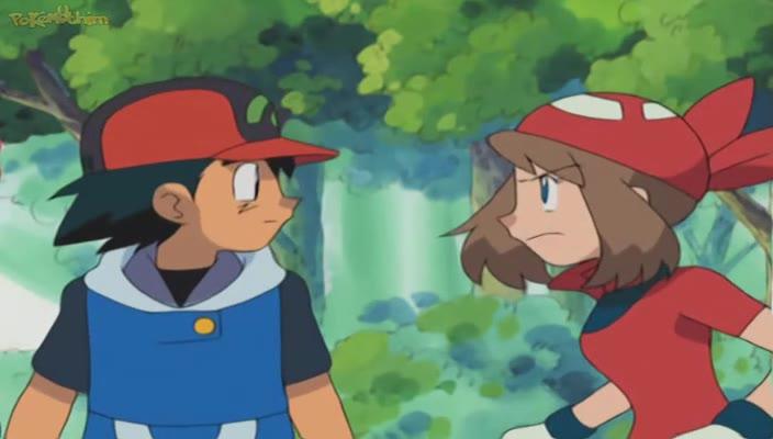 Pokemon Dublado Episódio - 348Quanto Mais Brigas Melhor!