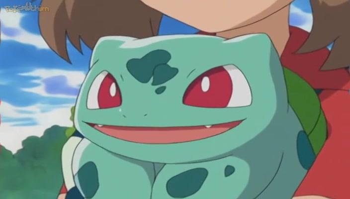Pokemon Dublado Episódio - 349Histeria das Plantas!