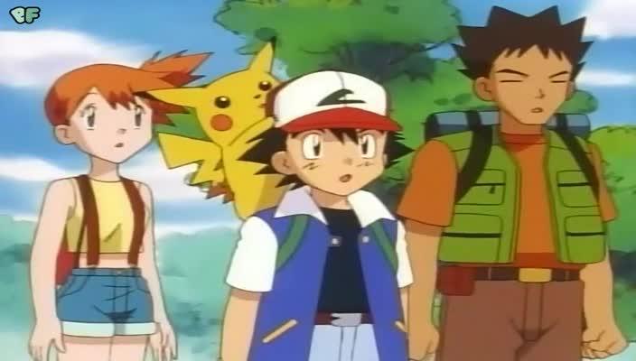 Pokemon Dublado Episódio - 35A Lenda de Dratini!