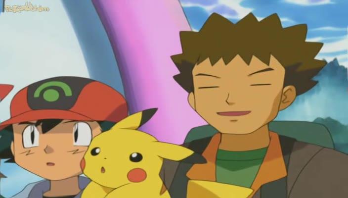 Pokemon Dublado Episódio - 352Eu, Eu Mesma e o Tempo