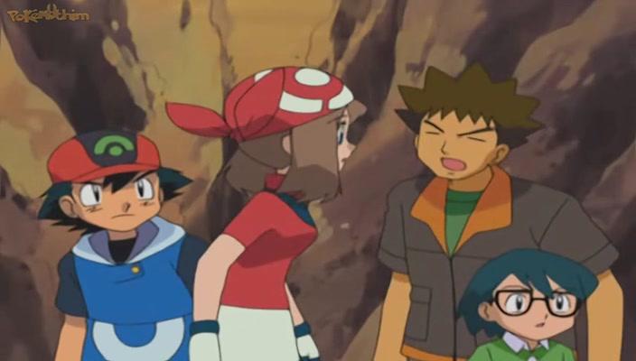 Pokemon Dublado Episódio - 358A Luta na Floresta dos Shroomishs