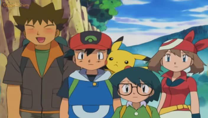 Pokemon Dublado Episódio - 359A Máquina que Controla o Tempo