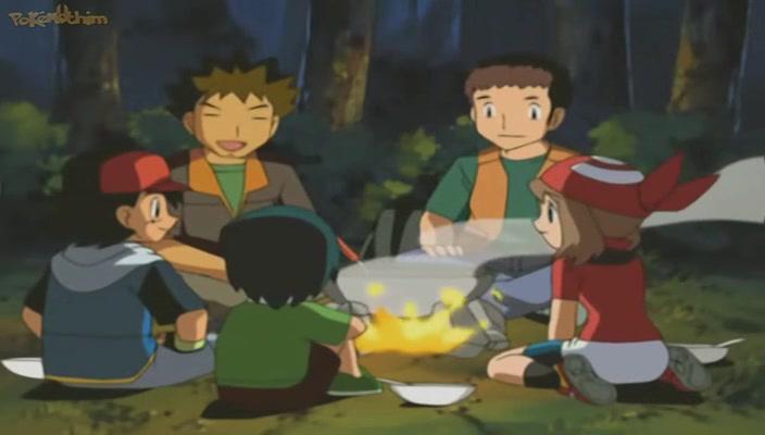 Pokemon Dublado Episódio - 362Luzes, Camerupt, Ação!