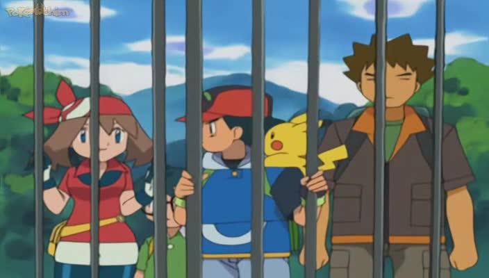 Pokemon Dublado Episódio - 364O Parque da Comida