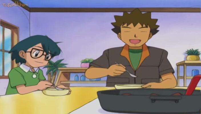 Pokemon Dublado Episódio - 366As Pokébarras!