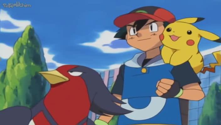 Pokemon Dublado Episódio - 367Lições em Lilycove