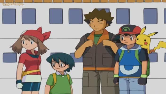 Pokemon Dublado Episódio - 368Dia do Julgamento!