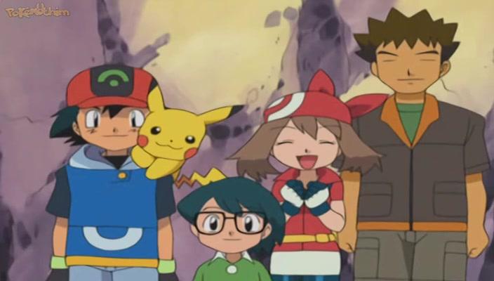 Pokemon Dublado Episódio - 370O Santuário do Relicanth
