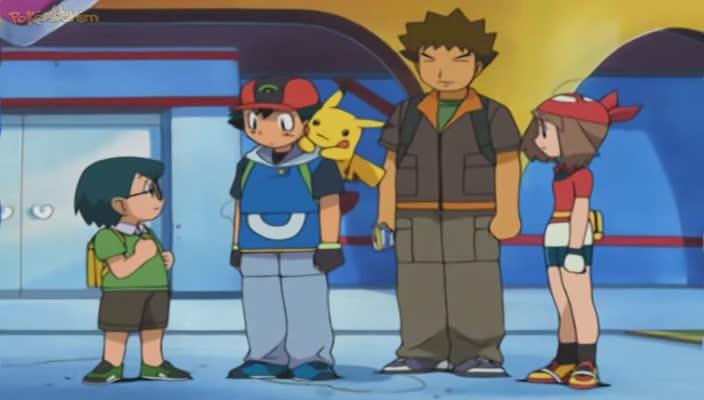 Pokemon Dublado Episódio - 375Ainda é Rocket Roll Pra Mim