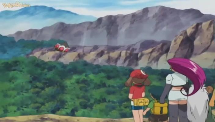 Pokemon Dublado Episódio - 381O Grande Claydol