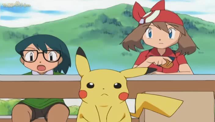 Pokemon Dublado Episódio - 382Uma Vez, Uma Mawile
